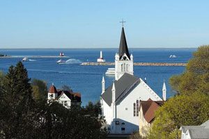 st anne catholic church mackinac